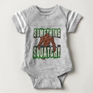 Something Squatchy Baby Bodysuit