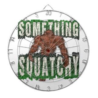 Something Squatchy Dartboard
