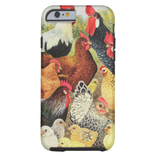 Something to Crow About Tough iPhone 6 Case