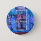 Something wicked this way comes Shakespeare quote 6 Cm Round Badge