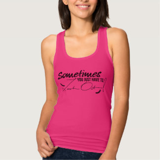 """""""Sometimes I Lash Out"""" Tee"""