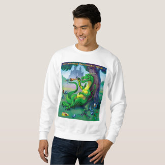 Sometimes the Dragon Wins Sweatshirt