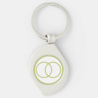 Somewhat confused as to what field I belong to Silver-Colored Swirl Key Ring