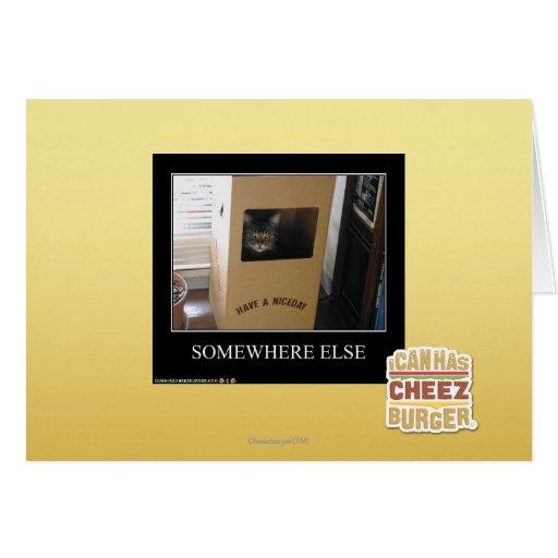 Somewhere Else Cards