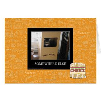 Somewhere Else Card
