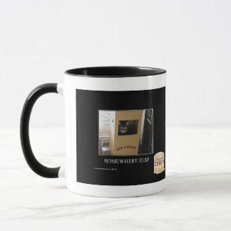Somewhere Else Mug