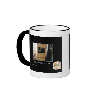 Somewhere Else Coffee Mugs