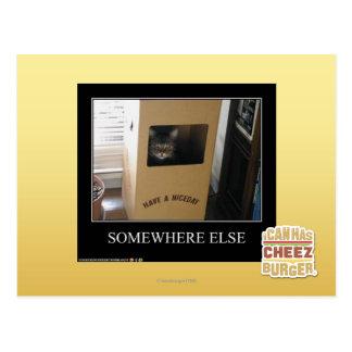 Somewhere Else Postcard