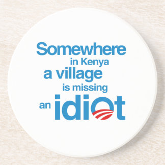 Somewhere in Kenya, a village is missing an idiot Coaster