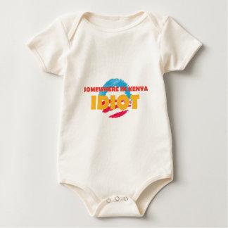 SOMEWHERE-IN-KENYA BABY BODYSUIT