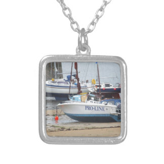 Somewhere in Scotland Boats Necklace