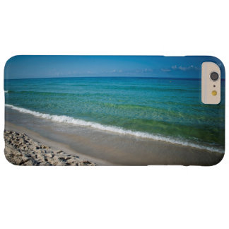 Somewhere On A Beach Barely There iPhone 6 Plus Case