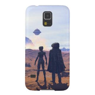 somewhere on mars VII Galaxy S5 Case