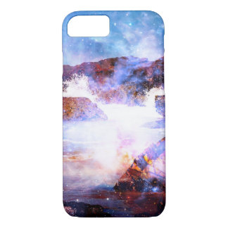Somewhere on the Indian Ocean iPhone 7 Case