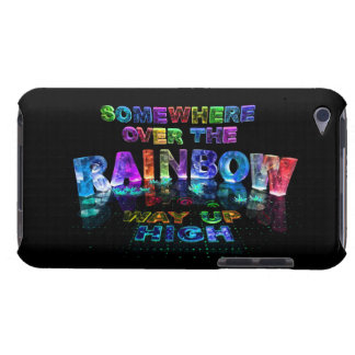 Somewhere Over the Rainbow iPod Touch Case-Mate Case