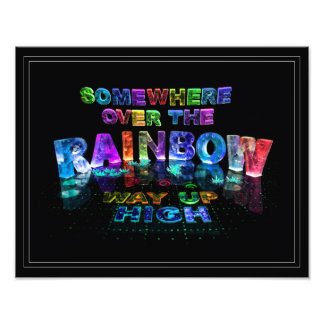 Somewhere Over the Rainbow Photo