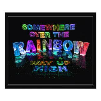 Somewhere Over the Rainbow Photo Print