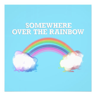 Somewhere to over the Rainbow