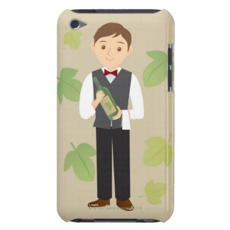 Sommelier iPod Touch Case-Mate Case
