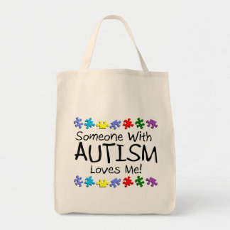 Somone With Autism Loves Me (PP)