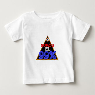 Somos el 99% Spanish We are 99 percent Shirt
