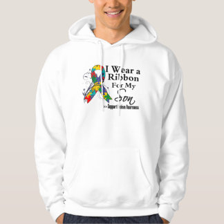 Son - Autism Ribbon Pullover