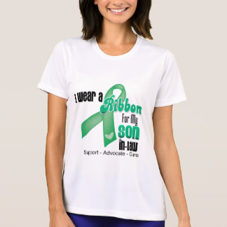 Son-in-Law - Liver Cancer Ribbon T-shirt