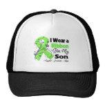 Son - Lymphoma Ribbon Mesh Hats