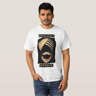 Son Of A Sardar T-Shirt