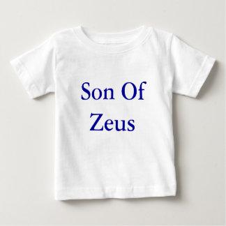 Son of Zeus Baby Top Tee Shirt