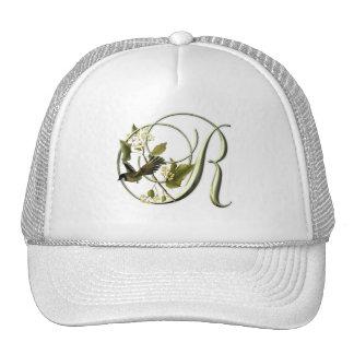 Sonbird Initial R Trucker Hat