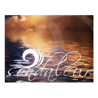 Sondaleur postcard