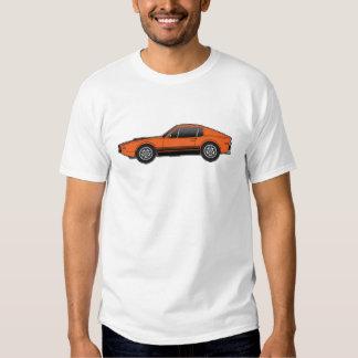 Sonett_III_orange T Shirts
