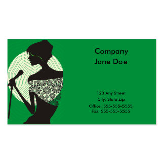 Song Bird Business Card
