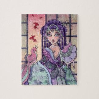 Song bird Fairy Empress Puzzle