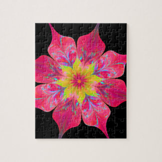 Song of a Flower Jigsaw Puzzle