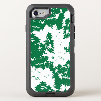 Song of nature - Day OtterBox Defender iPhone 8/7 Case