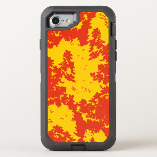 Song of nature - Sunset OtterBox Defender iPhone 8/7 Case