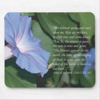 Song of Solomon 2:10-12 Scripture Mousepad