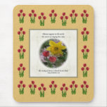 Song of Solomon 2:12 Mouse Pad