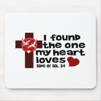 Song of Solomon 3 4 Mousepads