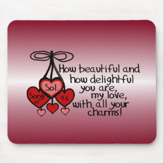 Song of Solomon 7 6 Mouse Pads