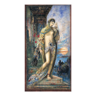 Song of Songs by Gustave Moreau Photo Print
