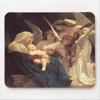 Song of the Angels Mouse Pad