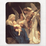 Song of the Angels Mousepads