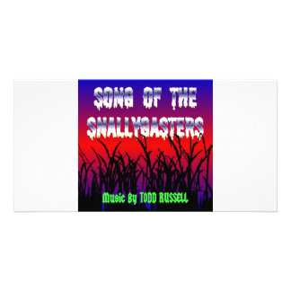 Song of the Snallygasters Personalized Photo Card
