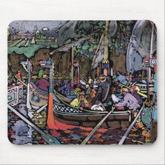 Song of the Volga, 1906 Mouse Mat