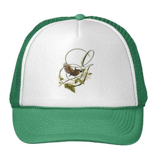 Songbird Initial G Hat