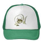 Songbird Initial M Trucker Hat
