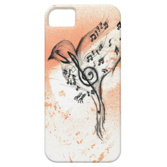 Songbird iPhone 5 Cover